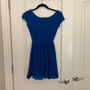 B. Darlin Blue Dress